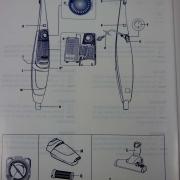 De'Longhi Colombina Class XL165.40 - gli accessori