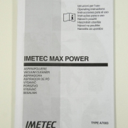 Imetec Max Power - gli accessori