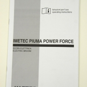 Imetec Piuma Force - gli accessori