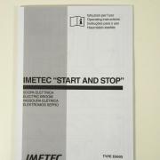 Imetec Start&Stop - gli accessori