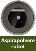 Aspirapolvere robot