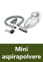 Mini aspirapolvere
