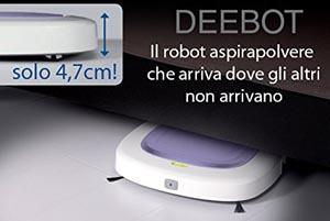 Imetec Ecovacs Deebot CR-110 Robot Aspirapolvere