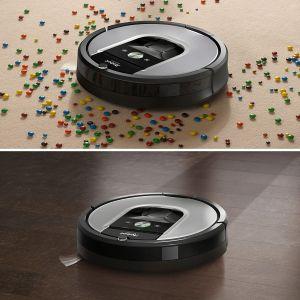 iRobot Roomba 960 in azione