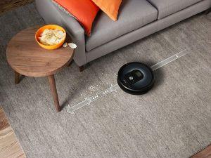 iRobot Roomba 960 tappeti